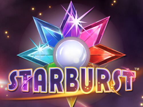 Bursting Win With Starbust Online Casino Game